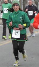 Runnin of the Green 2014