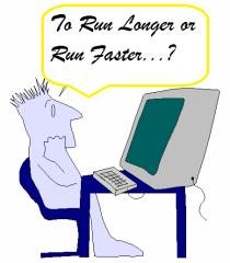 to run o