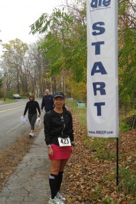 my 4th Half Marathon 10-23-11