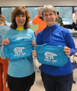 AJH got 2nd place...we won a lunch bag which matches the race shirt
