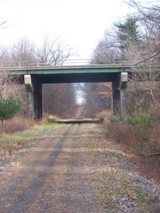 Cherry Avenue Extension Bridge Over Rail Trail