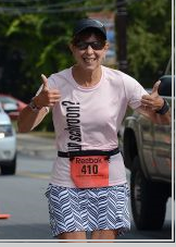 happy to see the finish line