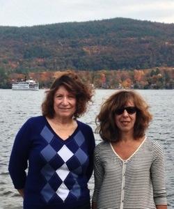 Kathi & I & Lake George