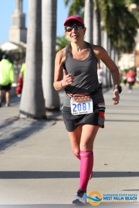 W. Palm Beach Half Marathon