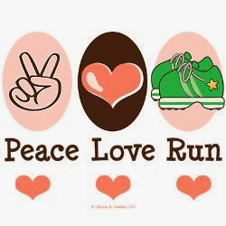 Image result for peace and running