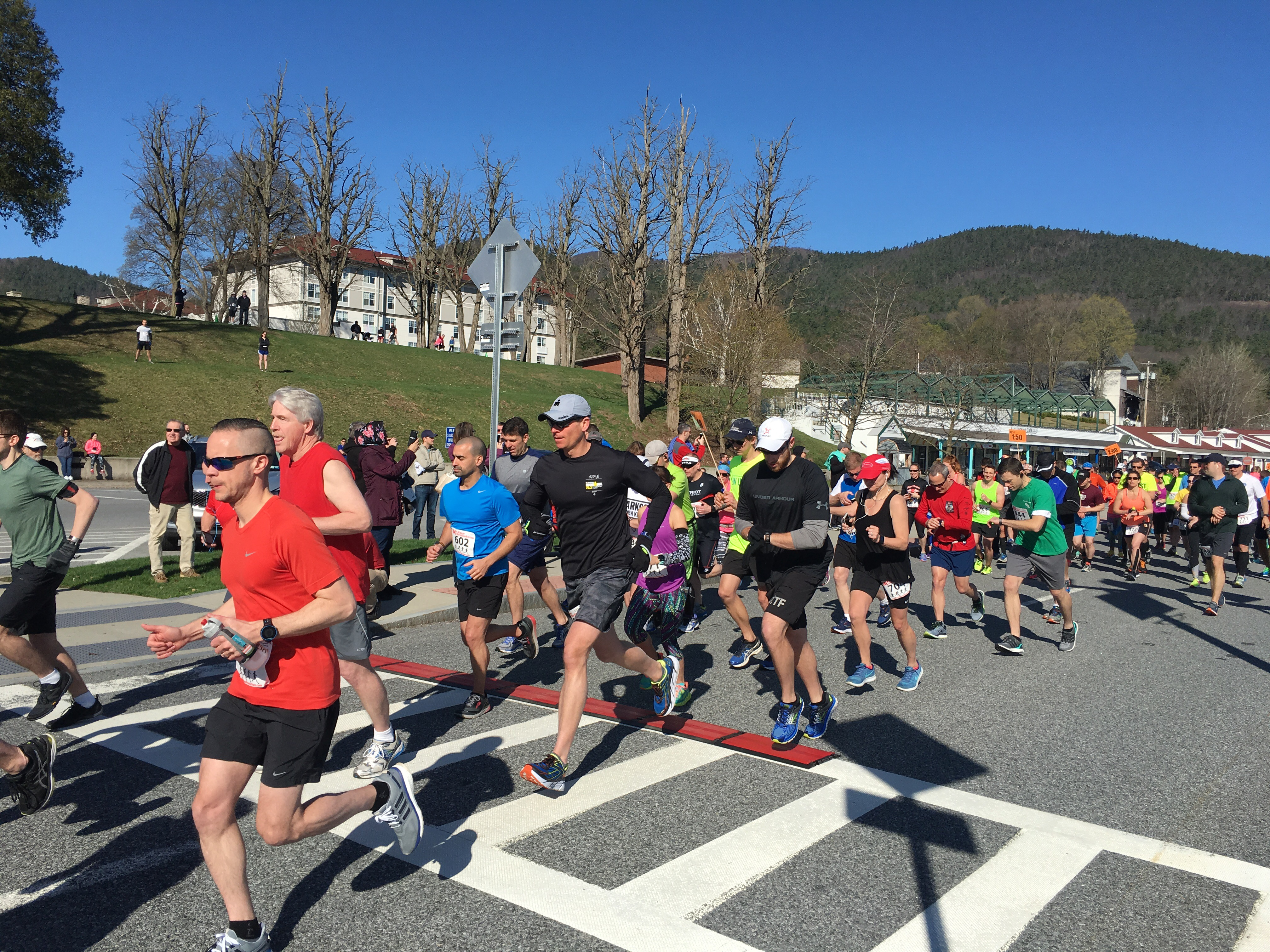 Lake George 5k Race Recap – My First 5K and More…
