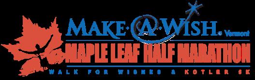 Make-A-Wish Vermont Maple Leaf Half Marathon