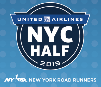 Image result for nyc half marathon 2019