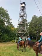 Dickinson Fire Tower